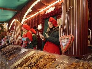 ドイツクリスマスマーケット