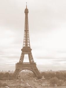 エッフェル塔 パリ