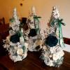 クリスマスツリー プリザーブドフラワー シック
